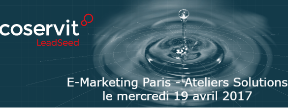 E marketing paris 2017 LeadSeed