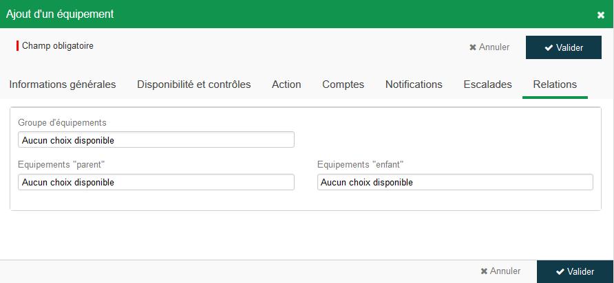 ServiceNav-Configuration-Equipement-Ajout-Relation