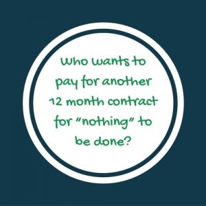monitoring contract