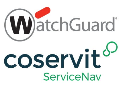 , Signature of a partnership between WatchGuard and Coservit