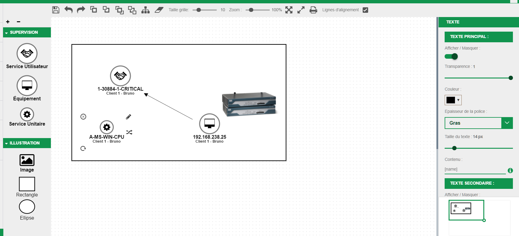, Mapping your equipment and services with the MAP</trp-post-container module>