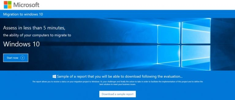 Microsoft Self-Assessment