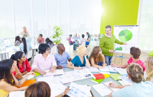 training new sales people